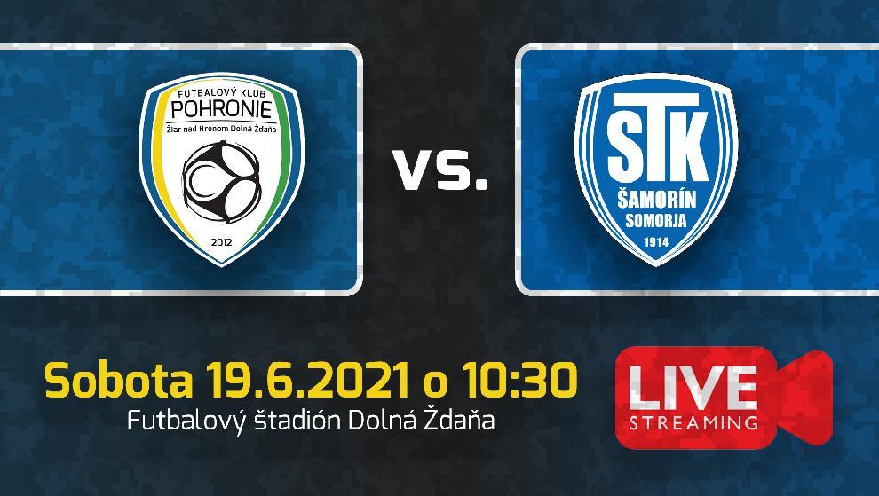 Sledujte naživo prvý prípravný zápas FK Pohronie