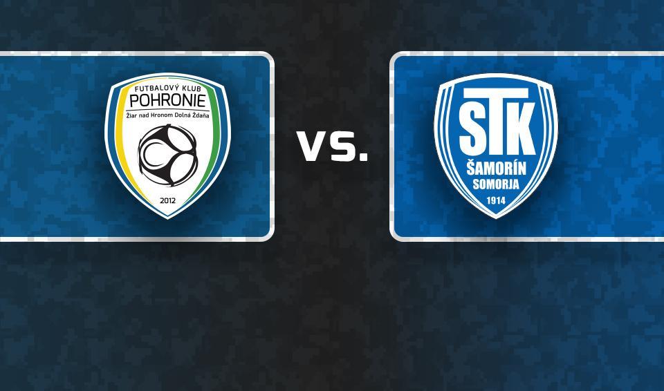 Prípravný zápas proti Šamorínu v sobotu už o 10.30 v Dolnej Ždani