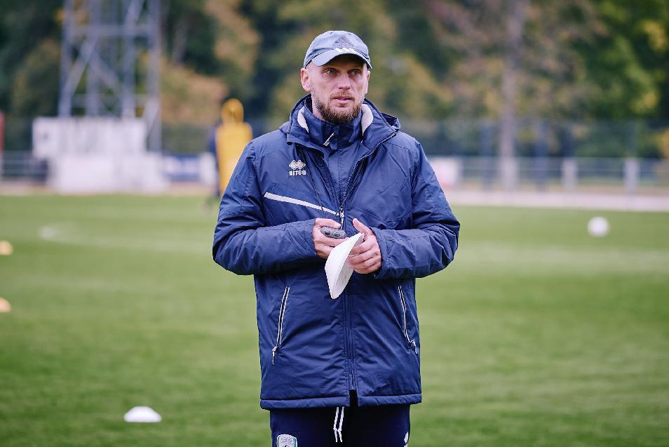 Radoslav Vanko asistentom hlavného trénera FK Pohronie