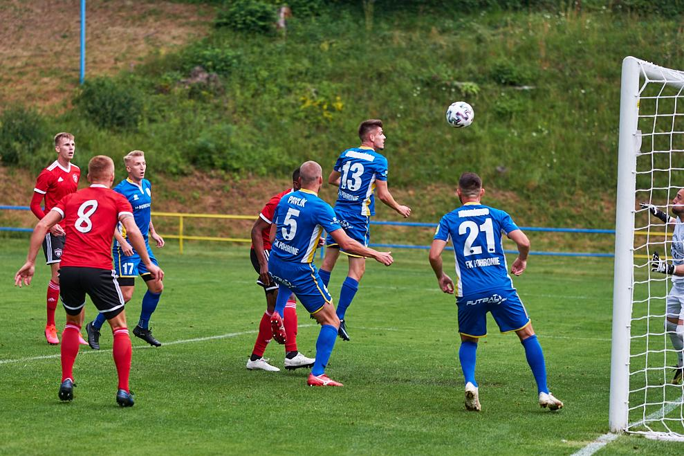 Prípravný zápas proti Spartaku Trnava skončil nerozhodne