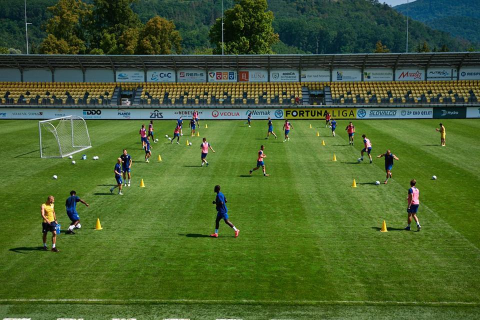 Mládež z U17 a U19 vedú tréneri Áčka
