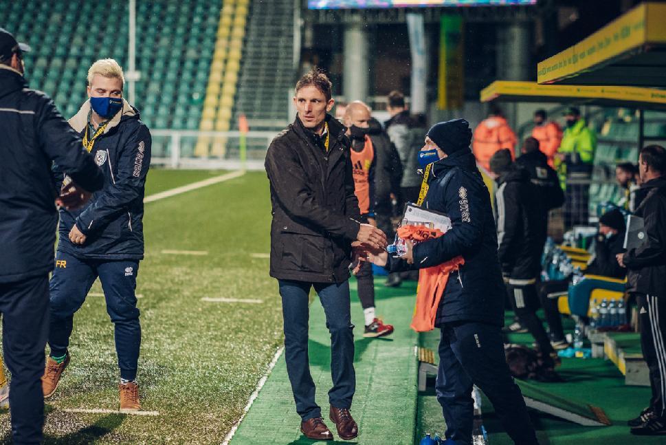 Tréner Kameník o kádri, ale aj o zajtrajšom zápase so Senicou