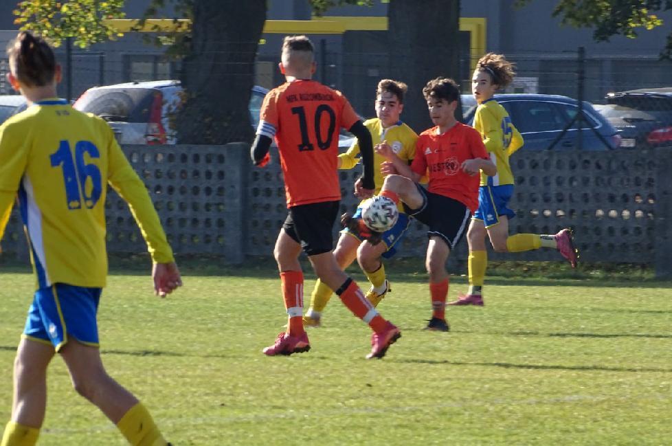 Výsledkový servis mládeže: Mládežníci FK Pohronie v 41. týždni