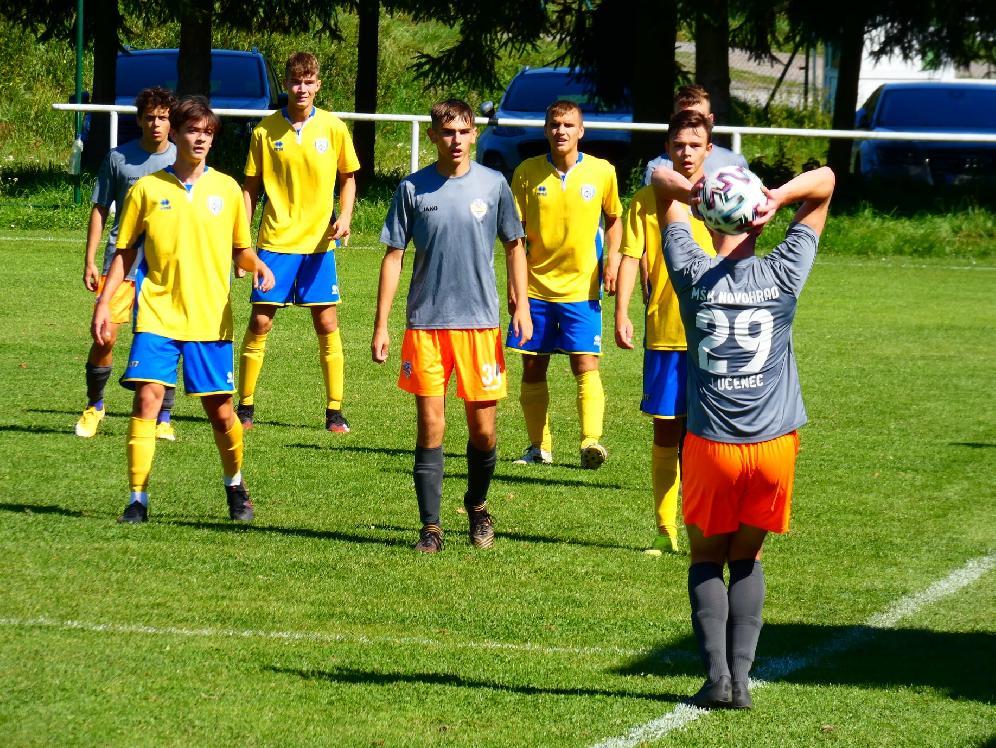 Výsledkový servis mládeže: Mládežníci FK Pohronie v 36. týždni