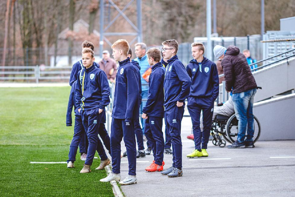 obr: Tabuľky mládeže FK Pohronie po skončení jesennej časti sezóny 2019/2020