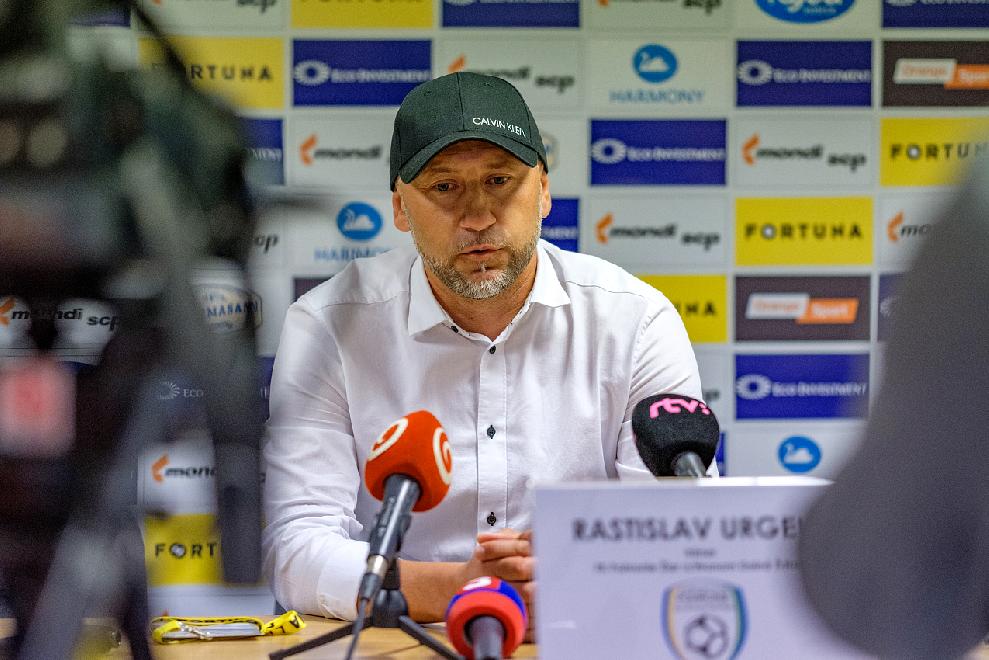 obr: Tréner Urgela o zápase proti Trnave: Nečaká nás žiadna prechádzka