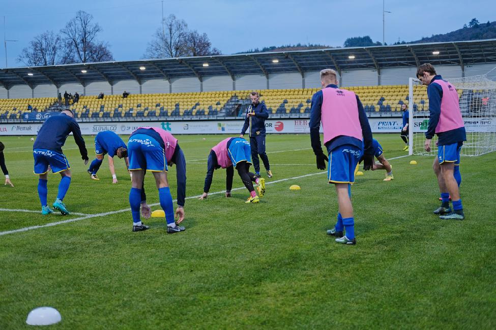 obr: Harmonogram tréningov družstiev FK Pohronie od 5.11.2018 do 11.11.2018