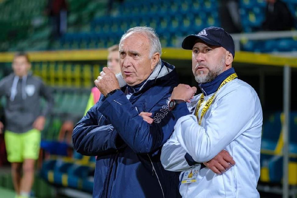 FK Pohronie je od včera bez trénerov