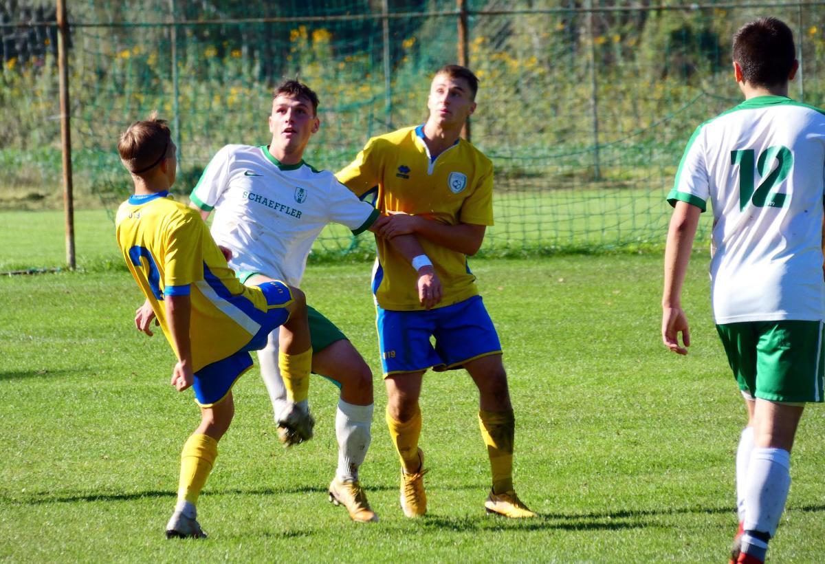 Výsledkový servis mládeže: Mládežníci FK Pohronie v 40. týždni