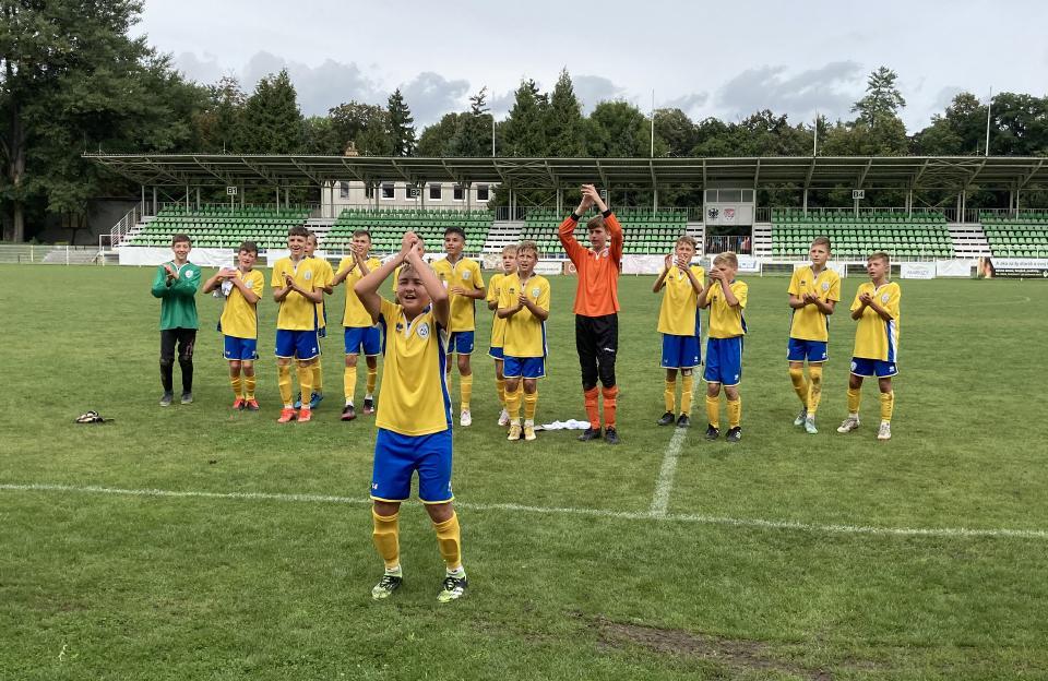 obr: Výsledkový servis mládeže: Mládežníci FK Pohronie v 34. týždni