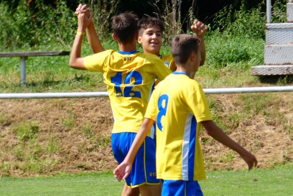 obr: Výsledkový servis mládeže: Mládežníci FK Pohronie v 33. týždni