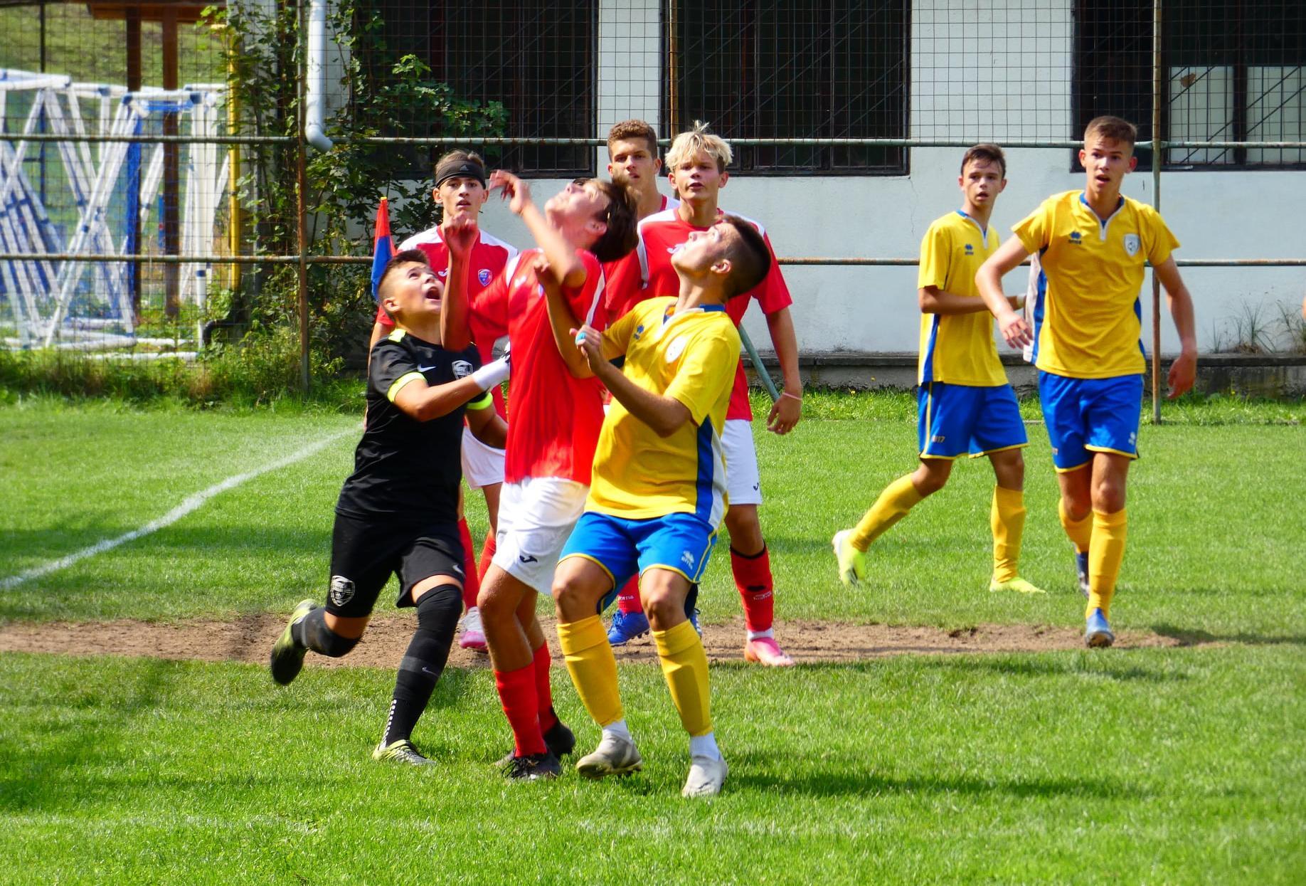 obr: Výsledkový servis mládeže: Mládežníci FK Pohronie v 35. týždni